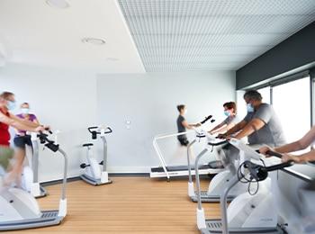 Centre Ellipse Strasbourg, des entrainements pour la réadaptation cardiaque