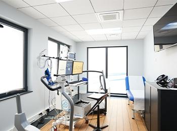 centre Ellipse Strasbourg salle de soins