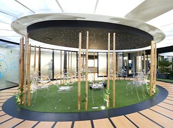 Centre Ellipse Strasbourg un intérieur contemporain et chaleureux